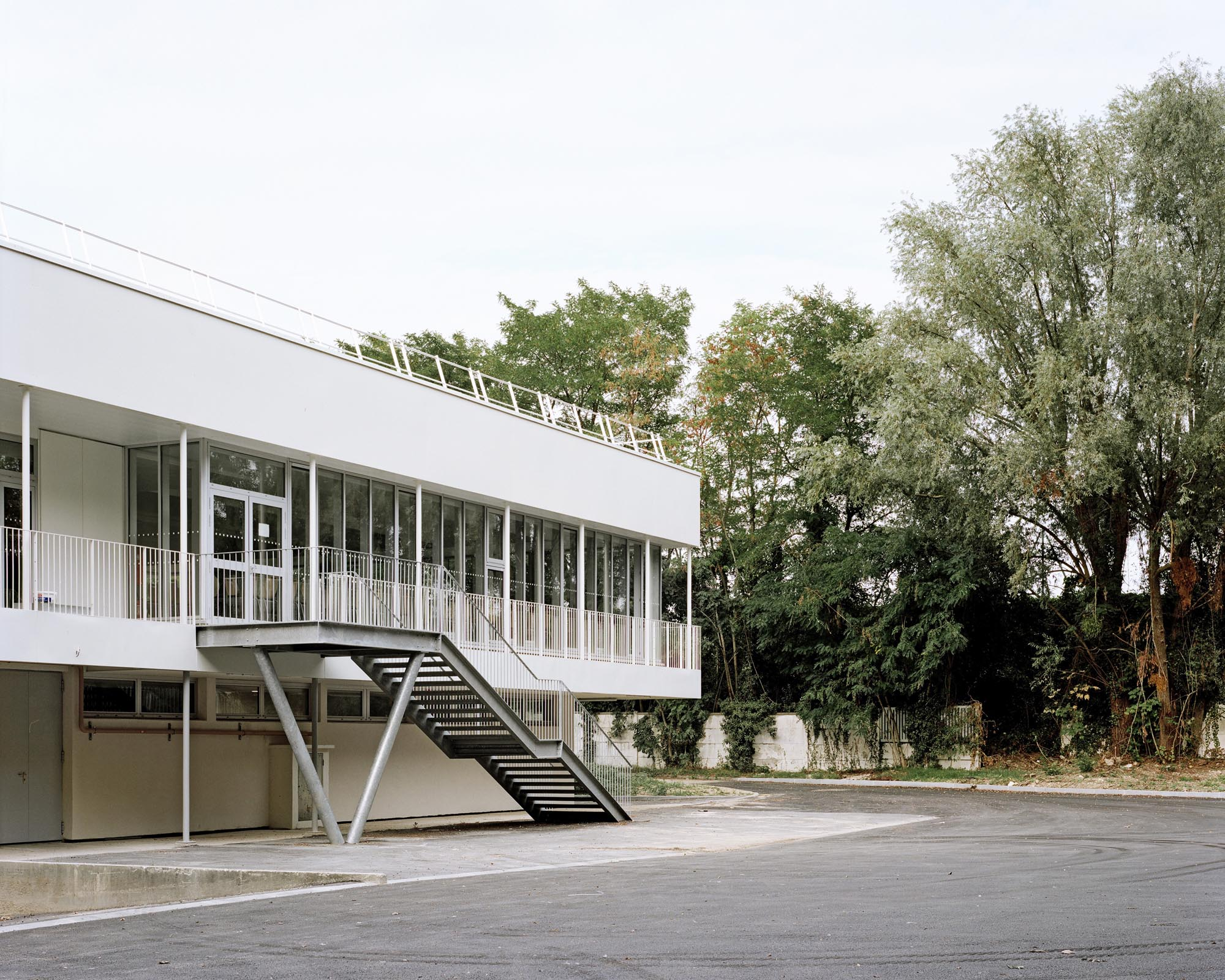 Bachelard and Lumière High Schools