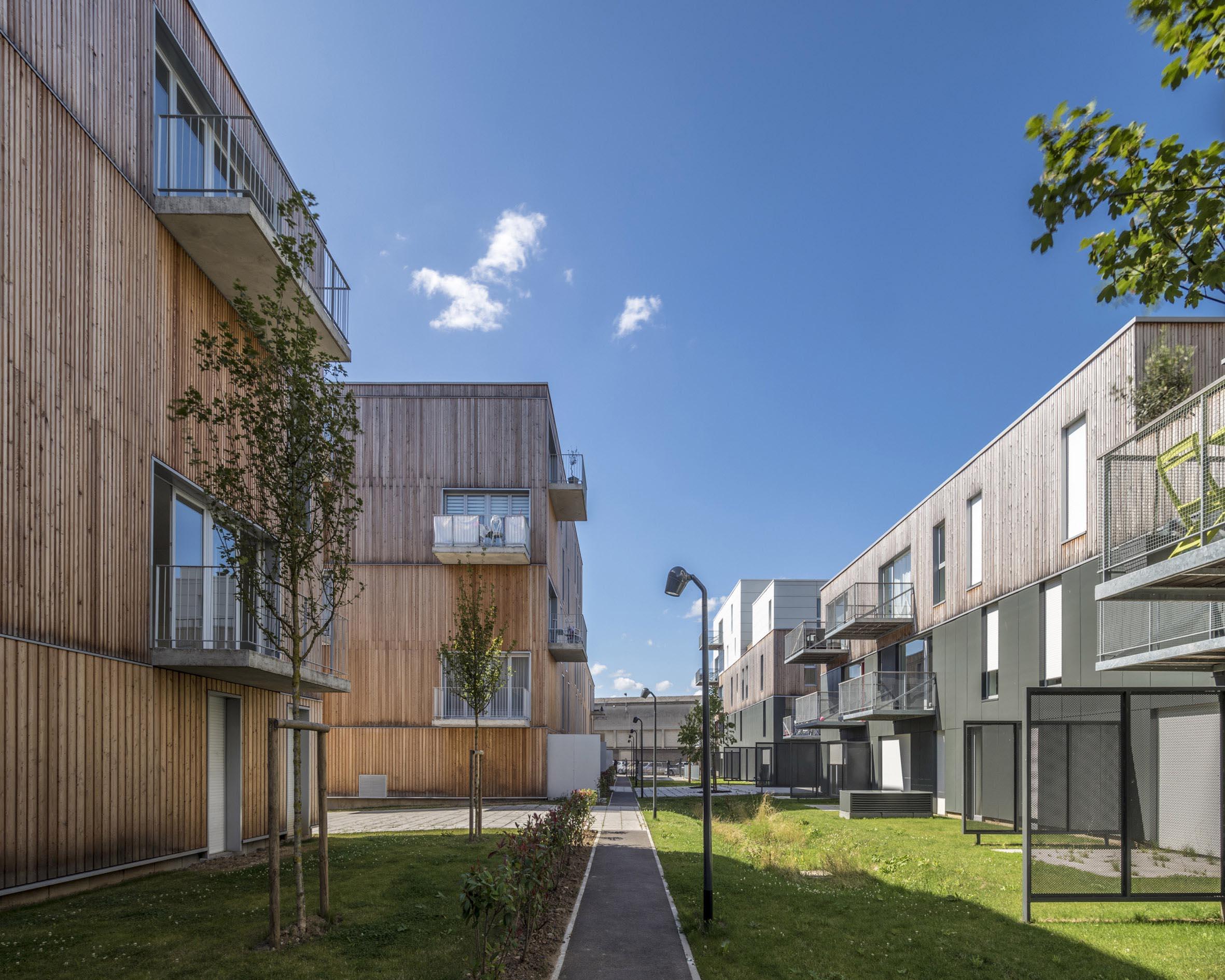 Residential Block Abattoires